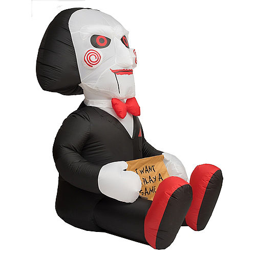 Billy the Puppet Inflatable - Saw Image #3