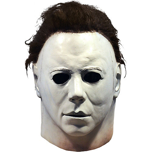Michael Myers Face Mask - Halloween 1978 Movie Image #1