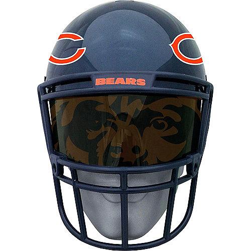 Chicago Bears Helmet Fanmask Image #1