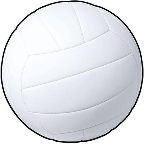 Volleyball Cutout Image #1