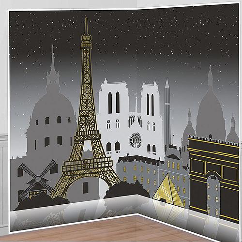 Paris Cityscape Scene Setter Image #1