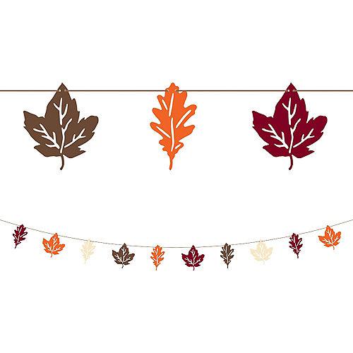 Fall Foliage Leaf Banner Image #1