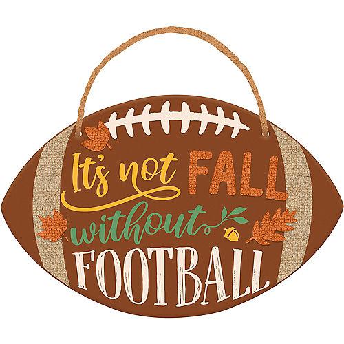 Fall Football Sign Image #1