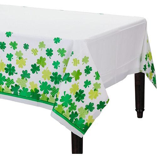 Blooming Shamrock Tableware Kit for 32 Guests Image #7