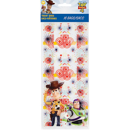 Wilton Toy Story 4 Treat Bags, 16ct Image #1