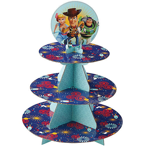 Wilton Toy Story 4 Cupcake Stand Image #1