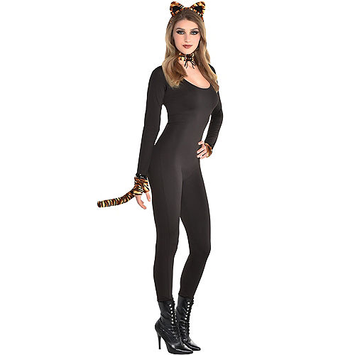 Tigress Kitty Costume Accessory Kit 4pc Image #1