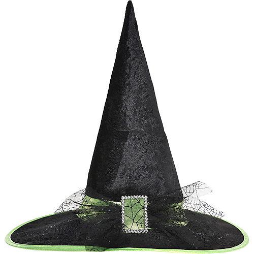 Halloween Witchcraft Hat Image #1