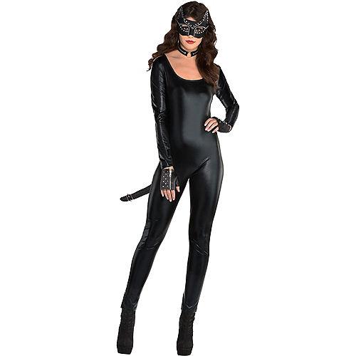 Bad Kitty Costume Accessory Kit 4pc Image #1