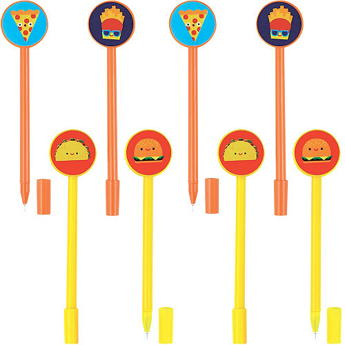 Snack Attack Pens 8ct Image #1