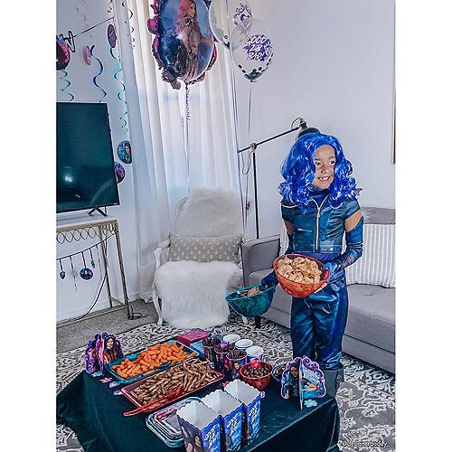 Descendants 3 Confetti Balloons 6ct Image #2