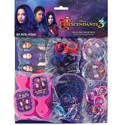 Descendants 3 Favor Pack 48pc Image #2