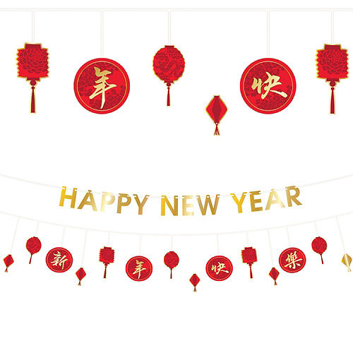 Chinese New Year Party Kit for 16 Guests Image #9