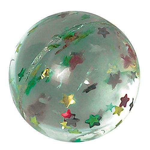 Star Glitter Bounce Ball Image #1