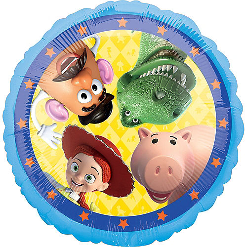 Toy Story 4 Balloon Image #1