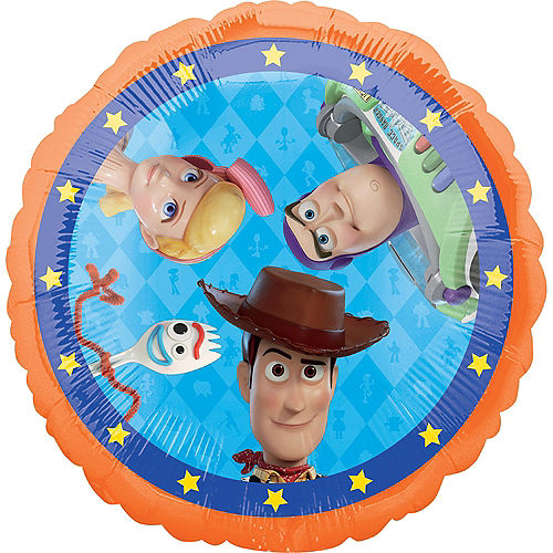 Toy Story 4 Balloon Image #2