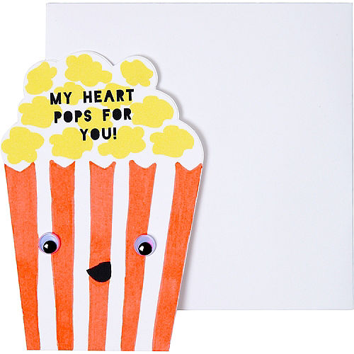 Food Valentine Exchange Cards with Tattoos 24ct Image #3