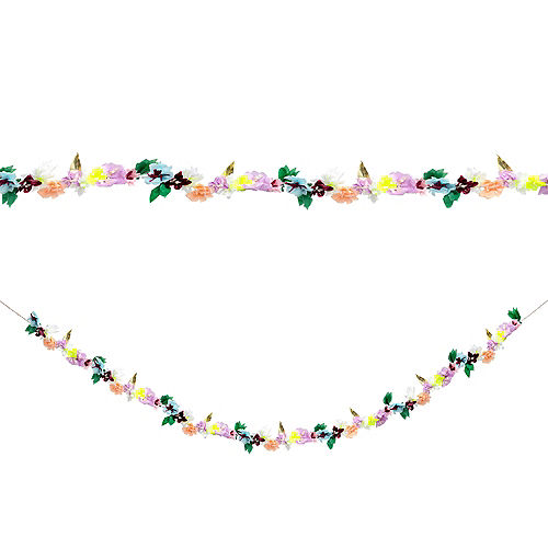 Colorful Flower Garland Image #1