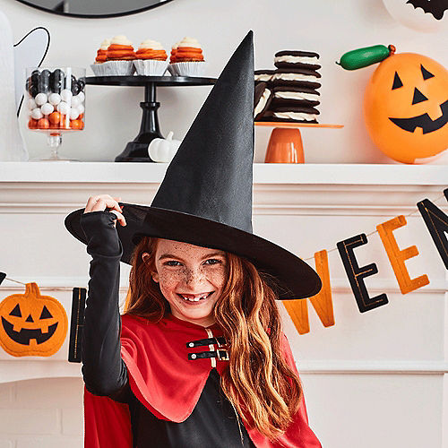 Child Witch Hat Image #3