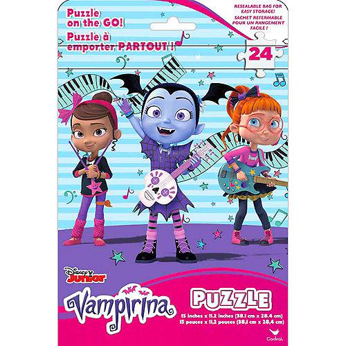 Vampirina Puzzle Bag 24pc Image #1