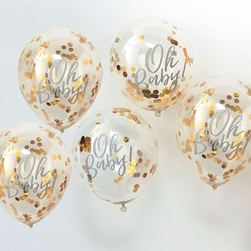 Oh Baby Baby Shower Balloon Kit Image #2