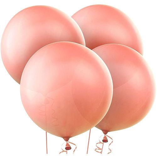 Rose Gold Bridal Shower Balloon Kit Image #3