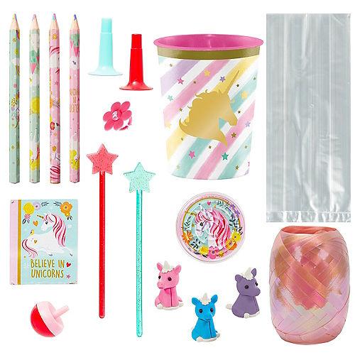 Sparkling Unicorn Super Favor Kit for 8 Guests Image #1