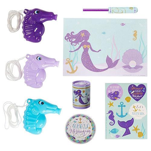 Wishful Mermaid Basic Favor Kit for 8 Guests Image #5