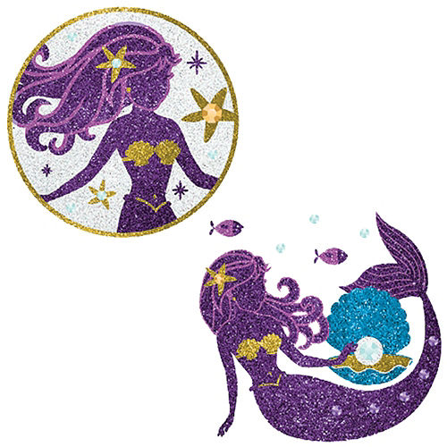 Wishful Mermaid Basic Favor Kit for 8 Guests Image #6