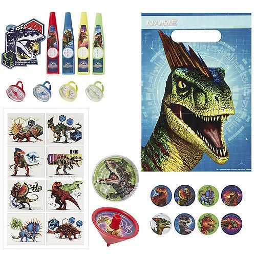 Jurassic World Basic Favor Kit for 8 Guests Image #1