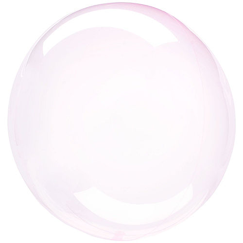 Clear Pink Balloon - Crystal Clearz Image #5