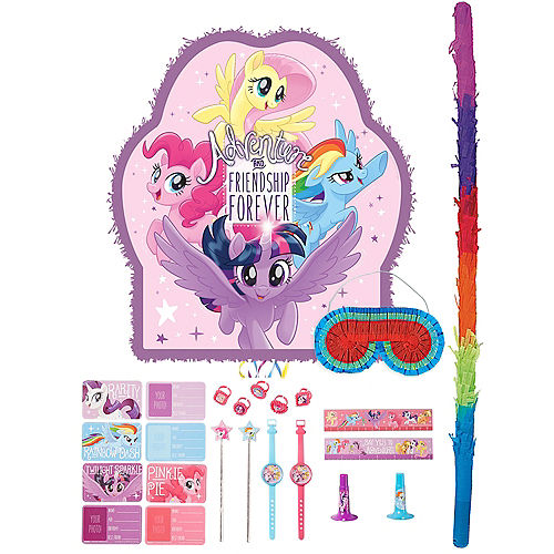 My Little Pony Pinata Kit With Favors Image #1