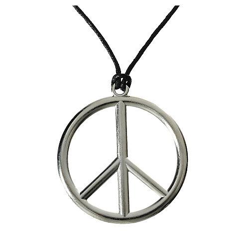 Peace Pendant Necklace Image #1