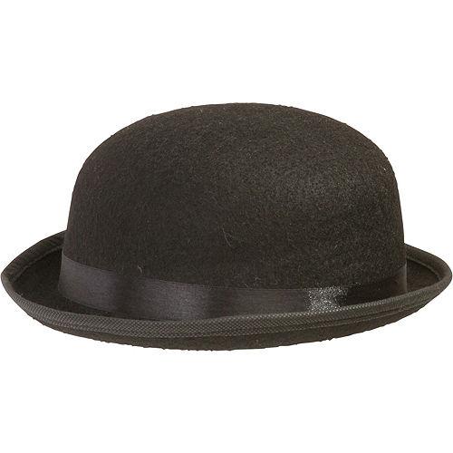 Black Derby Hat Image #1