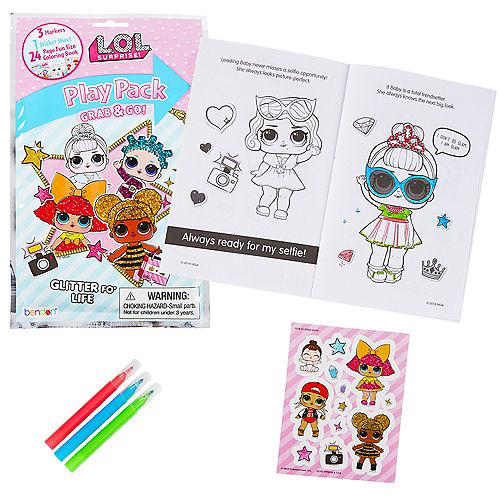 L.O.L. Surprise! Grab & Go Play Pack Image #1