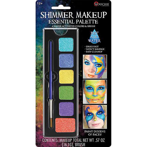 Shimmer Makeup Essential Palette 4pc Image #1