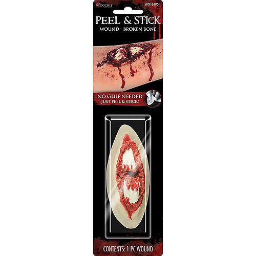 Peel & Stick Broken Bone Makeup Kit Image #1