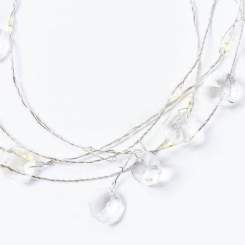 Gemstone Fairy LED String Lights Image #1