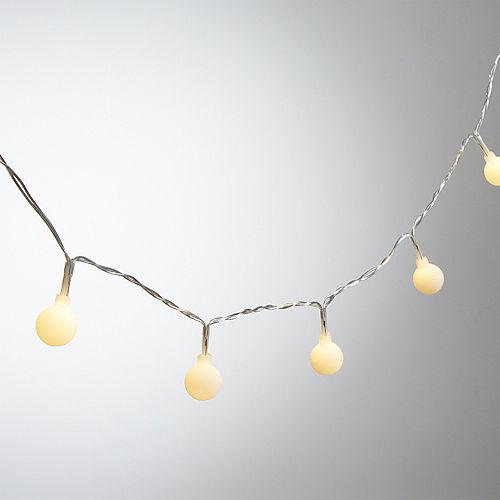 Mini Globe LED String Lights Image #1