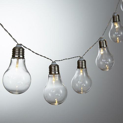 Edison Lightbulb LED String Lights Image #1
