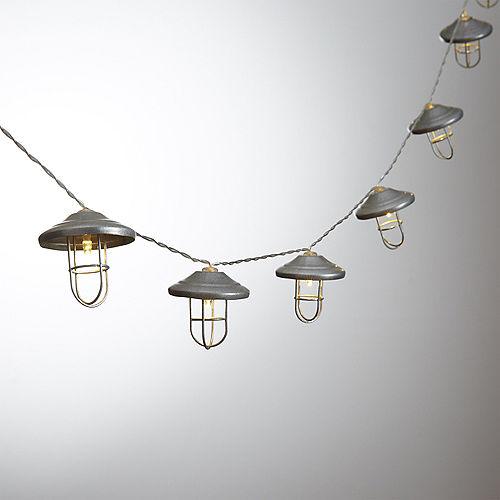 Cage Lantern LED String Lights Image #1