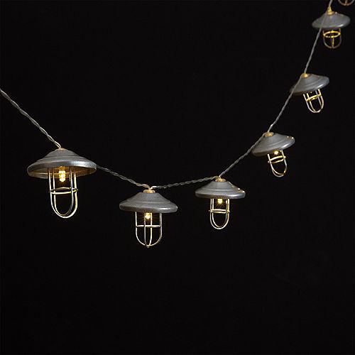 Cage Lantern LED String Lights Image #2