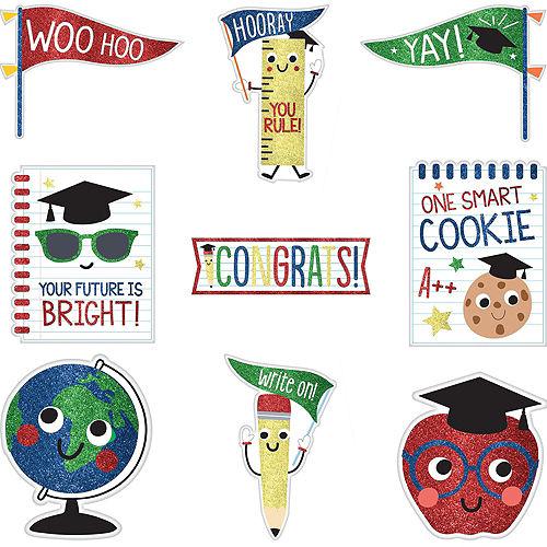 Future Dream Graduation Tableware Kit Image #6