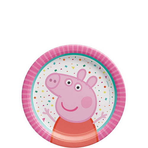 Peppa Pig Complete Tableware Kit for 16 Guests Image #2