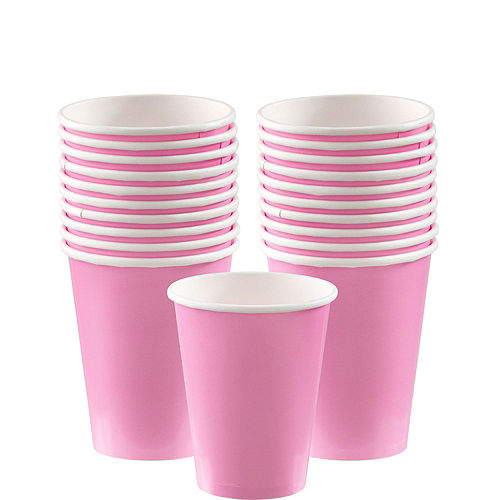 Peppa Pig Tableware Kit for 16 Guests, 59 Pieces, Includes Plates, Napkins, Cups, Candles, and Balloons Image #6