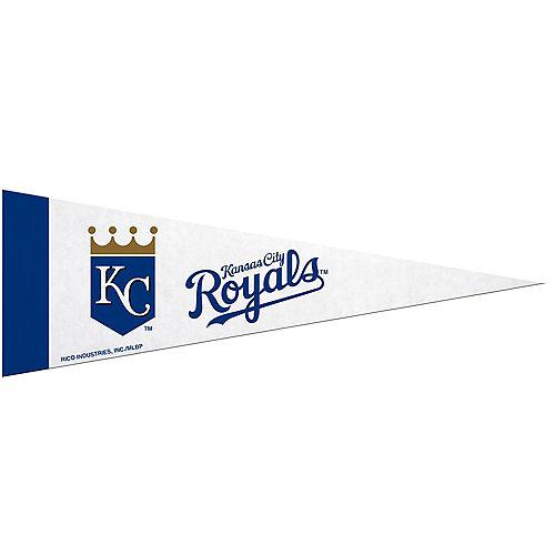 Small Kansas City Royals Pennant Flag Image #1