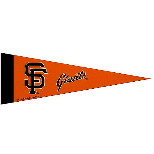 Small San Francisco Giants Pennant Flag Image #1