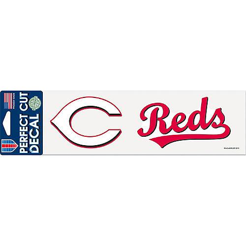 Cincinnati Reds Decal Image #1