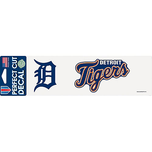 Detroit Tigers Decal Image #1
