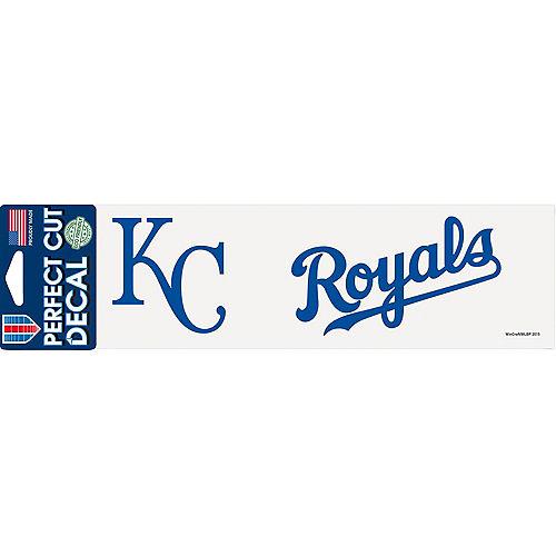 Kansas City Royals Decal Image #1